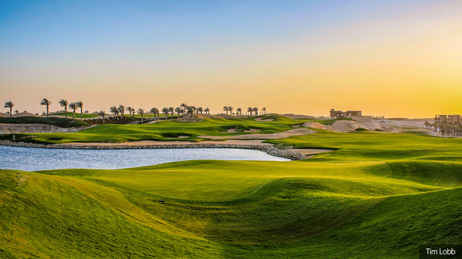 NEWGIZA course to open for play in spring 2018
