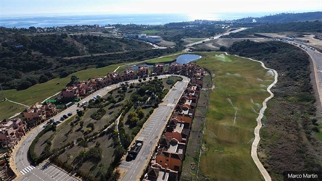 Construction of new course on Spain's Costa del Sol reaches completion