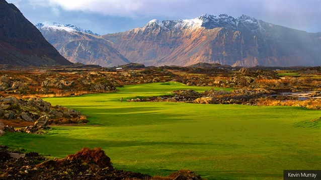 Lofoten Links: A course with a polar style