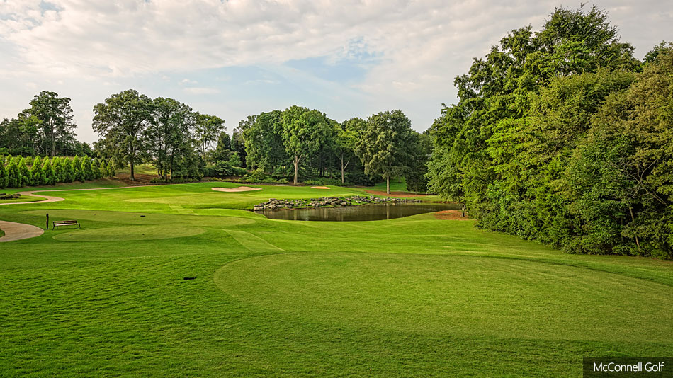 Series of renovations to be made to course at Providence CC next year