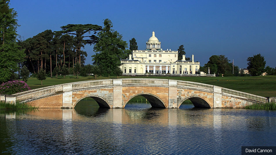 Final phase of Stoke Park golf course renovation project gets underway
