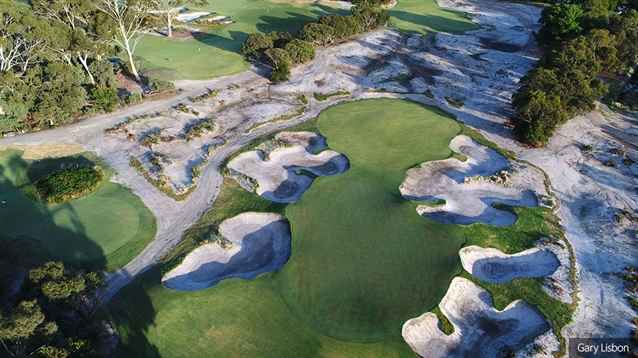 Reworked nineteenth hole at Kingston Heath opens for play
