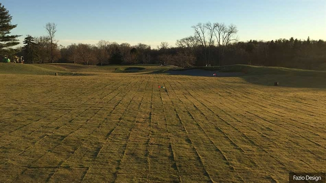 Stanwich Club course to reopen this April following renovations
