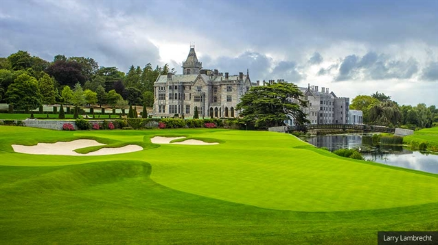 Adare Manor: A project different to the norm