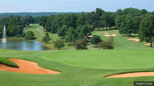 Renovations coming to Championship course at Tanglewood Park