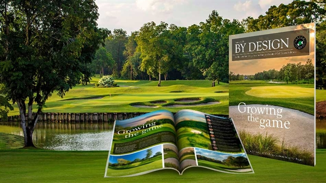 Special edition of ASGCA's By Design magazine now available