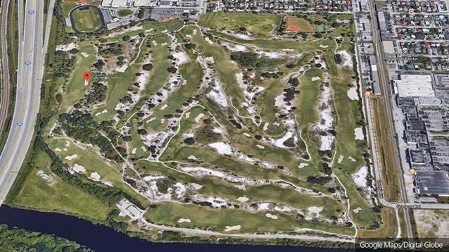 Major project at West Palm Beach Municipal Golf Course nears fruition