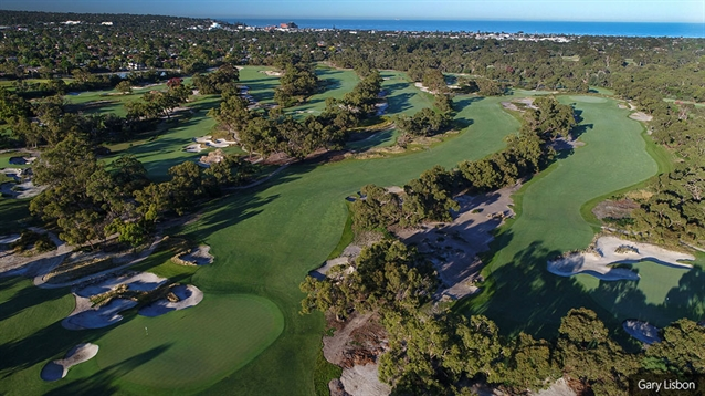 Six reworked holes open for preview play at Peninsula Kingswood