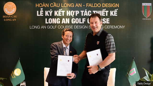 New 27-hole golf course coming to Vietnam's Long An province