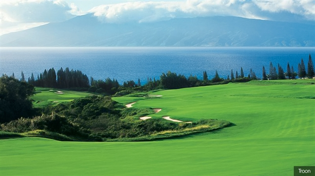 Coore and Crenshaw to lead major project at Kapalua Golf next year