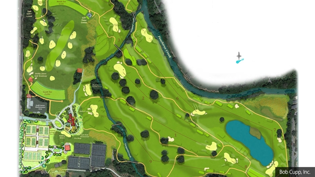 Redesigned Bobby Jones Golf Course on track to open later this year