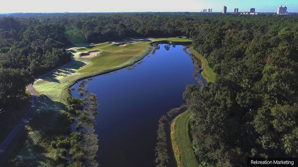 Course renovation gets underway at Florida's West Bay Club
