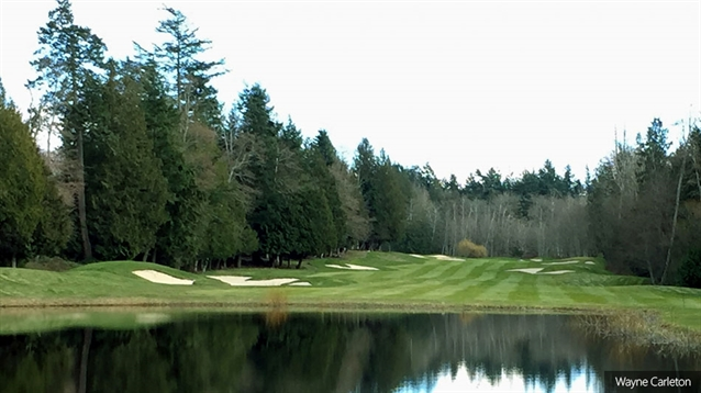 Renovated and renamed Bald Eagle Golf Club to open this May