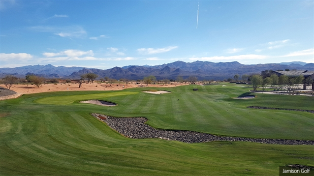 Course renovation project reaches completion at Verde River
