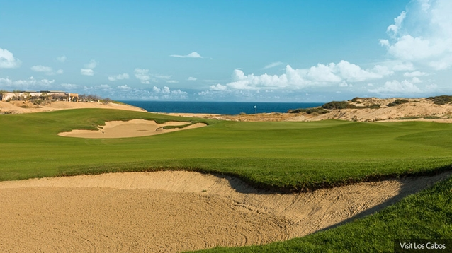 Nine new holes open for play at Puerto Los Cabos