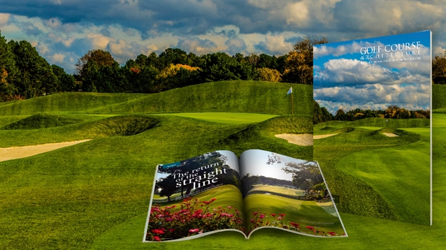 Issue 52 of Golf Course Architecture is now available