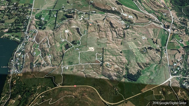Plans submitted for new Hogans Gully course on New Zealand's South Island