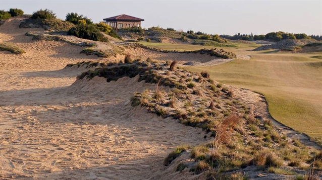 OCCM completes renovation of Links course at Lanhai International