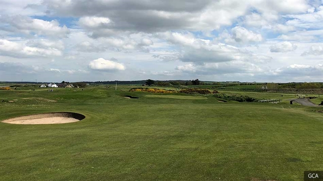 Six holes reworked by Hawtree in 'first phase' of works at Castlerock