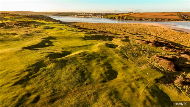 St Enodoc tweaks famous Church course