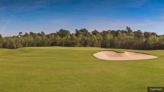 Nine-hole reversible course opens in the Netherlands