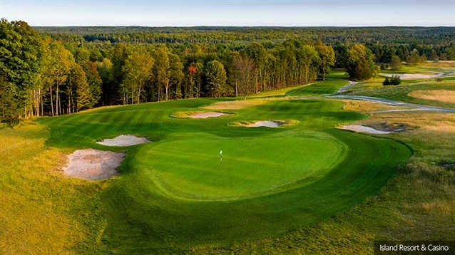 Island Resort ready for opening of new Sage Run course