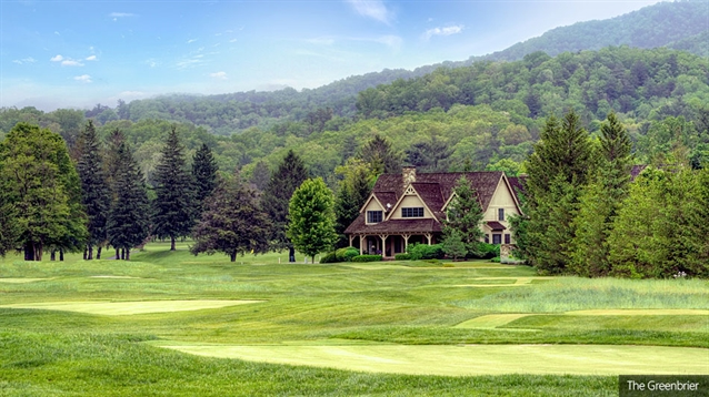 Nine-hole par-three course to open at The Greenbrier resort