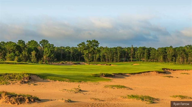 Mammoth Dunes: By name and by nature