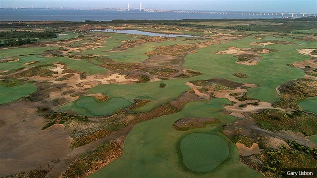 Yangtze Dunes course reopens following 12-month project