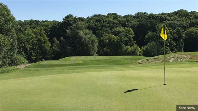 Theodore Wirth reopens course following Norby renovation