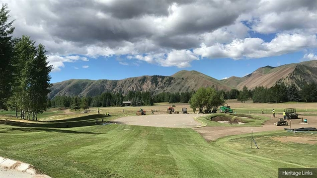 Welling leads collaborative renovation of Valley Club courses