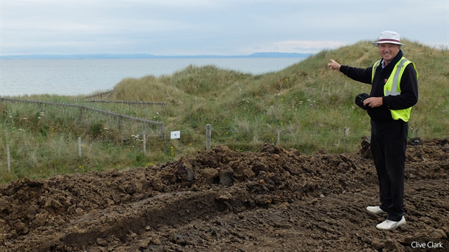 Full speed ahead at Scotland's new Dumbarnie Links