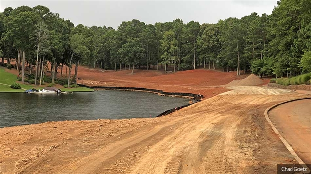 Nicklaus Design begins renovation of Great Waters at Reynolds Lake Oconee