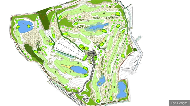 New Dye course near London is granted planning permission