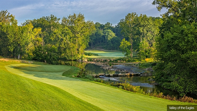 Valley of the Eagles opens for play following overhaul by Nicklaus Design