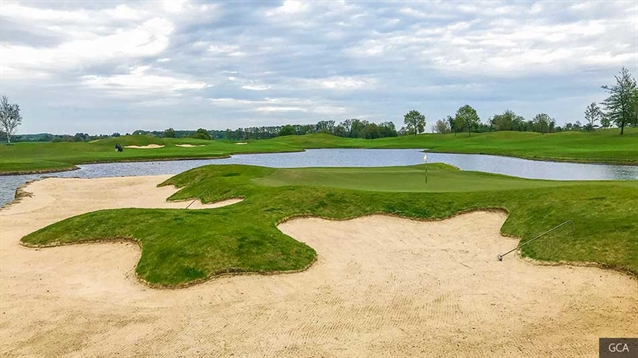 The National Golf Brussels: Capital Gains