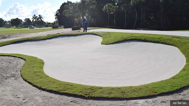 Boca Lago approaches completion of 27-hole renovation