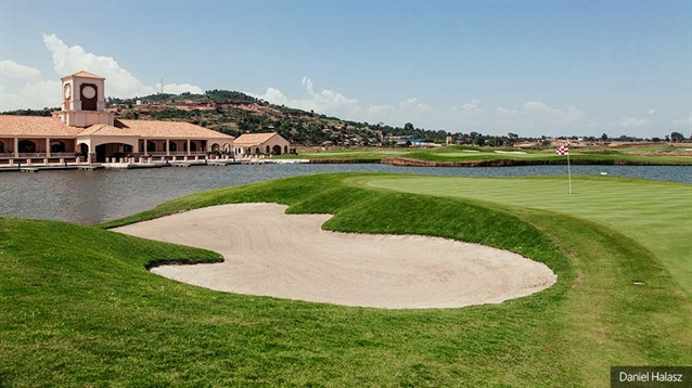 Golfplan adds nine holes to complete Serena resort course in Uganda