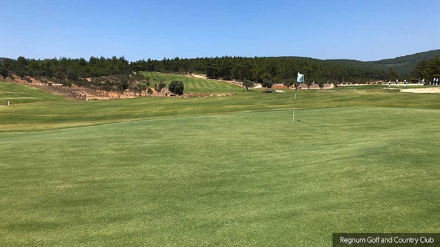 Regnum Golf and Country Club opens new course in Bodrum