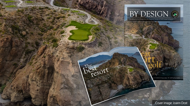 Fall 2018 issue of ASGCA's By Design magazine now available