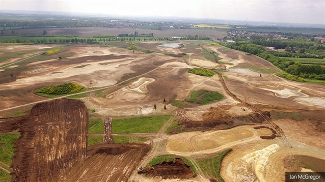 Construction of new Czech Republic golf resort in Prague nears completion