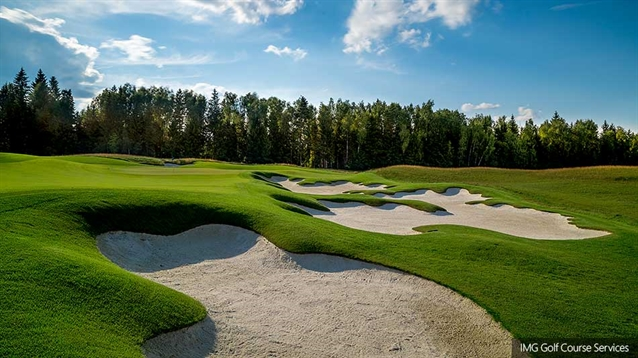 Nicklaus Design completes new layout at Raevo in Russia