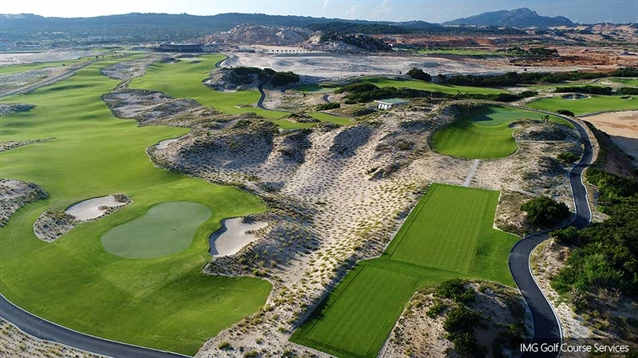 KN Golf Links Cam Ranh set for grand opening at end of October