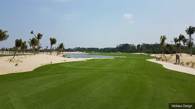 Legacy course at Forest City opens for play in Malaysia