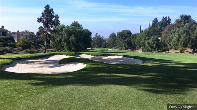 O'Callaghan completes bunker renovation at Friendly Hills