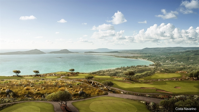 Two more courses announced for Greece's Navarino development