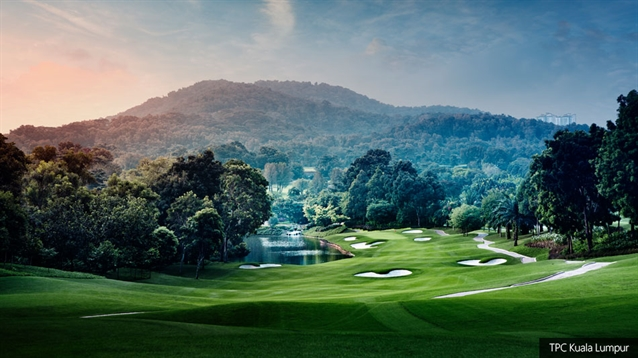 TPC Kuala Lumpur's updated West course welcomes CIMB Classic