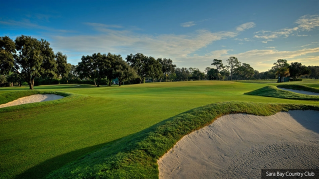 Sara Bay reopens following restoration of Donald Ross course