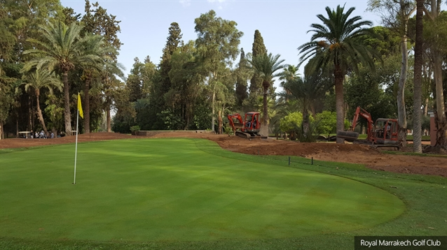Hallett and Davison collaborate to renovate Royal Marrakech