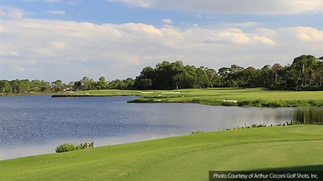 Bobby Weed completes renovation of Golden Marsh layout